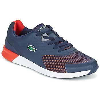 Scarpe Uomo Sneakers basse Lacoste LTR.01 Marine / Rosso
