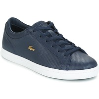 Scarpe Donna Sneakers basse Lacoste STRAIGHTSET MARINE