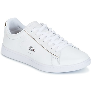 Scarpe Donna Sneakers basse Lacoste CARNABY EVO Bianco