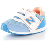 Scarpe Bambino Trekking New Balance FS996ALI Scarpe Sportive Bambina Light Blue Light Blue