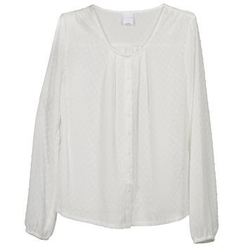 Abbigliamento Donna Top / Blusa Vero Moda STORIES Ecru