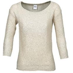 Abbigliamento Donna Maglioni Vero Moda SHINE Beige