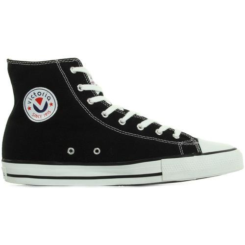 Victoria Zapatilla Basket Autoclave Nero Scarpe Sneakers 23,99