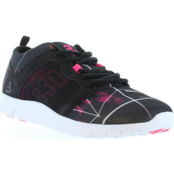 Scarpe Donna Sneakers Bass3d 41193 Negro