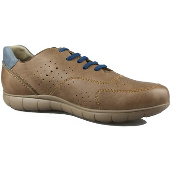 Scarpe Uomo Sneakers basse CallagHan WILD HORSE TAUPE