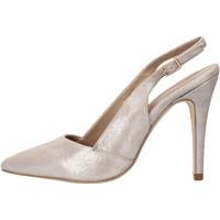 Scarpe Donna Sandali Carmens Padova sandali grigio pelle scamosciata AF503 Grigio