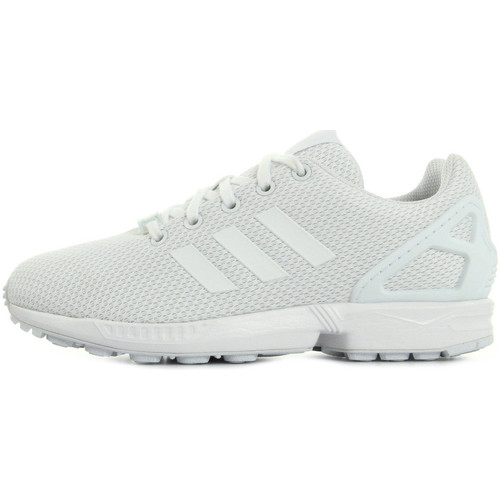 adidas Originals ZX Flux Bianco Scarpe Sneakers Donna 49,99
