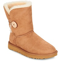 Scarpe Donna Stivaletti UGG BAILEY BUTTON II Marrone