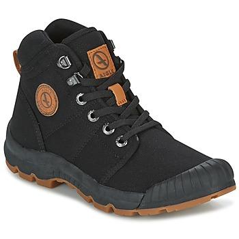 Scarpe Donna Sneakers alte Aigle TENERE LIGHT W Nero