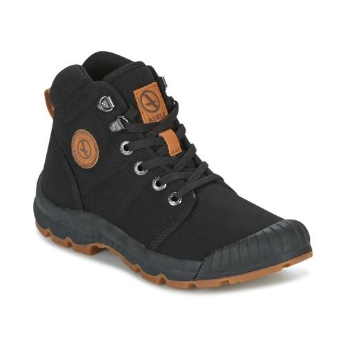 Aigle TENERE LIGHT W Nero  Scarpe Sneakers alte Donna 85