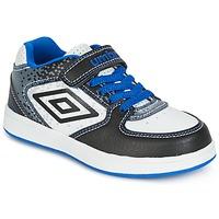 Scarpe Bambino Sneakers basse Umbro DOGAN VLC Bianco / Blu