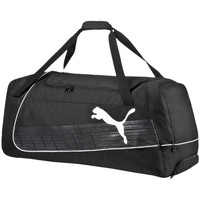 Borse Uomo Borse da sport Puma Evopower Large Wheel Bag Nero