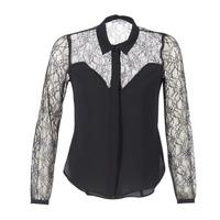 Abbigliamento Donna Camicie Morgan RESTY Nero