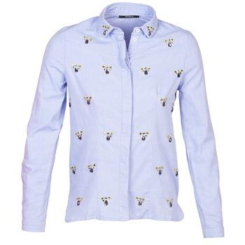 Abbigliamento Donna Camicie Kookaï MAYA Blu