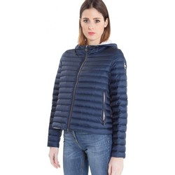 Abbigliamento Donna Piumini Colmar women's hooded jacket navy/pearl 100 grams Multicolor