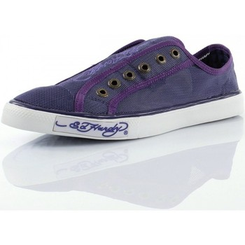 Scarpe Donna Sneakers basse Ed Hardy Luz Violet