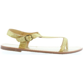 Scarpe Donna Sandali Top Way B049029-B7200 Gold