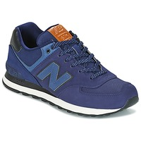 Scarpe Sneakers basse New Balance ML574 MARINE