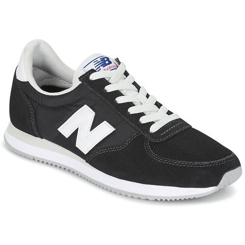 Sneakers Scarpe uomo New Balance U220 Rosso Cuoio 5624691