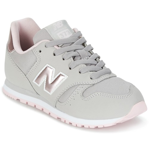 new balance gris con rosa