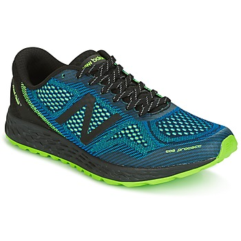Scarpe Uomo Running / Trail New Balance GOBI Nero / Blu / Giallo