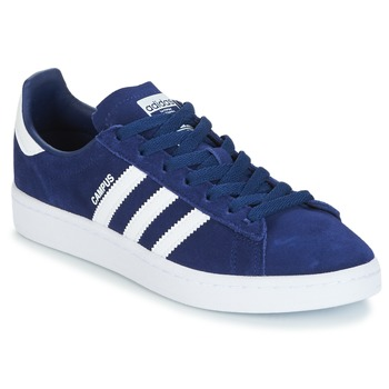 Scarpe Bambino Sneakers basse adidas Originals CAMPUS J Marine