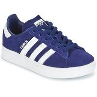 Scarpe Bambino Sneakers basse adidas Originals CAMPUS C Marine