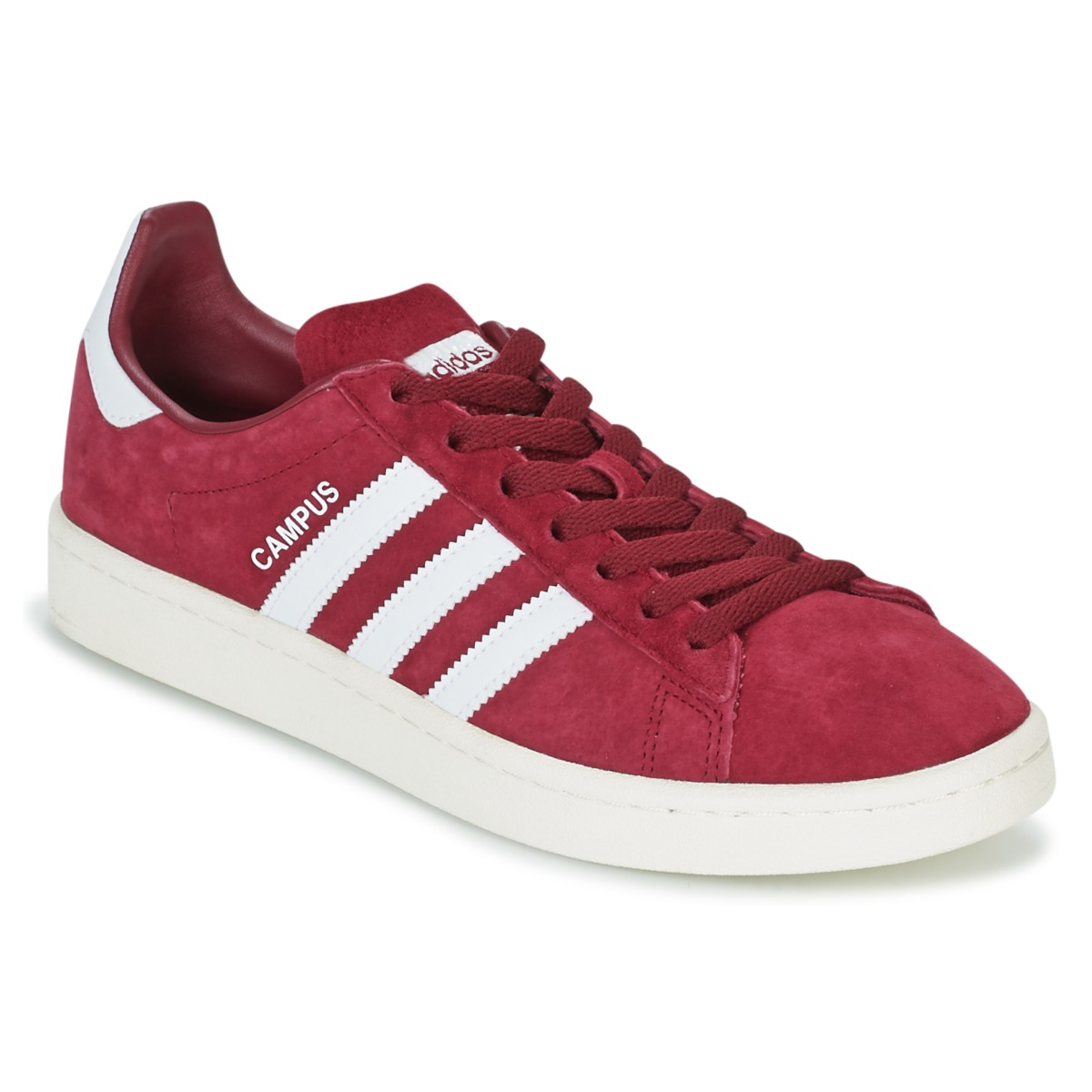 adidas campus uomo bordeaux
