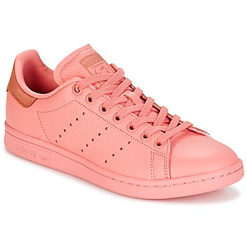 Scarpe Donna Sneakers basse adidas Originals STAN SMITH Rosa