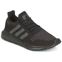Scarpe Bambino Sneakers basse adidas Originals SWIFT RUN J Nero