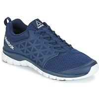 Scarpe Uomo Running / Trail Reebok Sport SUBLITE XT CUSHION MARINE / Bianco