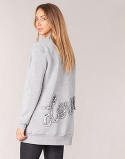 Abbigliamento Donna Giubbotti Love Moschino W330801E1779 Grigio