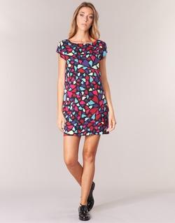 Abbigliamento Donna Abiti corti Love Moschino WVF0300T9171 Multicolore