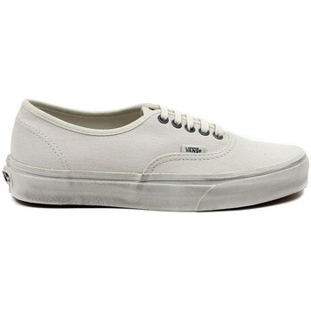 Scarpe Uomo Sneakers basse Vans Authentic Overwashed Bianco