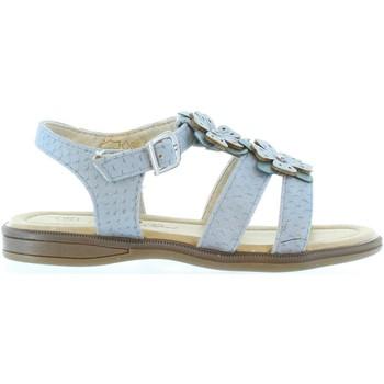 Scarpe Bambina Sandali Flower Girl 320501-B2040 Azul