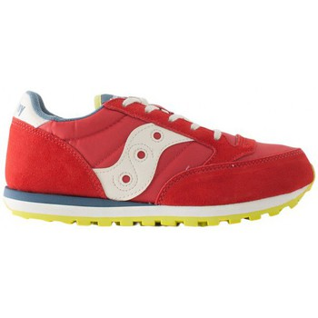 Scarpe Bambino Sneakers Saucony Sneakers Jazz o red junior Multicolor