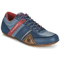 Scarpe Uomo Sneakers basse Le Coq Sportif ANDELOT S LEA/2TONES Blu / Rosso