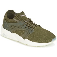 Scarpe Uomo Sneakers basse Puma BLAZE CAGE EVOKNIT Kaki