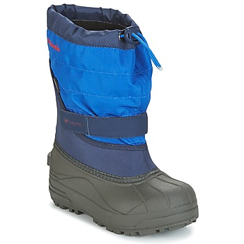 Scarpe Bambino Stivali da neve Columbia YOUTH POWDERBUG™ PLUS II MARINE