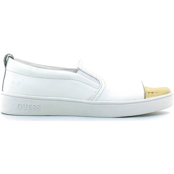 Scarpe Donna Slip on Guess FLGNN1 LEM12 Slip-on Donna Bianco Bianco