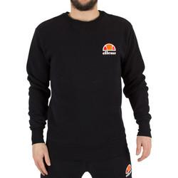 Abbigliamento Uomo Felpe Ellesse Uomo Diveria Left Chest Logo Felpa, Nero nero