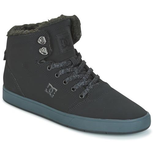 Shoes Dc Wnt NeroGrigio Sneakers 5250 Crisis Alte Uomo Consegna Gratuita High Scarpe A34RjqcL5S