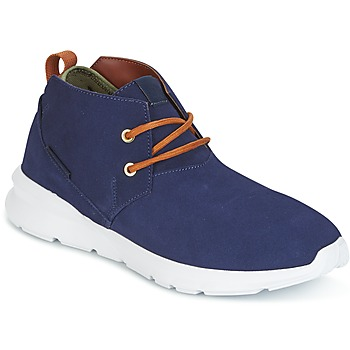 Scarpe Uomo Stivaletti DC Shoes ASHLAR M SHOE NC2 Marine / Camel