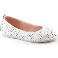 Scarpe Bambino Ballerine Gioseppo GUILLEM 39614 bianco scarpe bambina ballerine Bianco