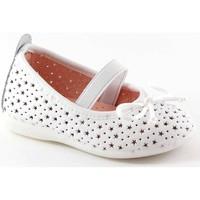 Scarpe Bambino Ballerine Gioseppo MARIANELA 39702 bianco scarpe bambina ballerine elastico Bianco