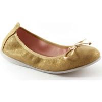 Scarpe Bambino Ballerine Gioseppo MARKOVA 39616 oro scarpe bambina ballerine Oro