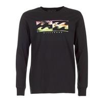 Abbigliamento Uomo T-shirts a maniche lunghe Billabong INVERSE TEE LS Nero