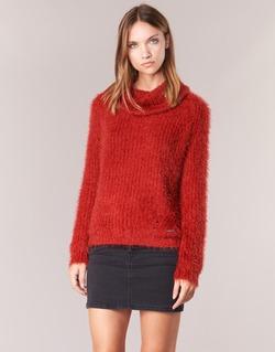 Abbigliamento Donna Maglioni Billabong SHAGGY ESCAPE Rosso