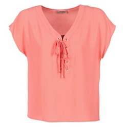 Abbigliamento Donna Top / Blusa Betty London GREM CORAIL