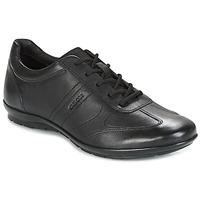 Scarpe Uomo Sneakers basse Geox UOMO SYMBOL Nero